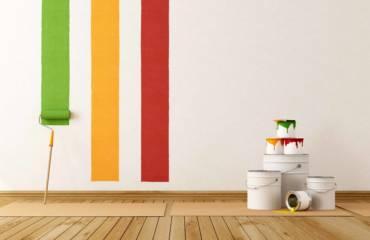 Seinte vigurvärvimine